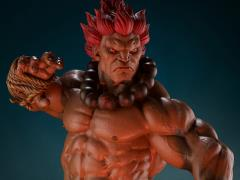 Street Fighter Akuma (10th Anniversary) 1/4 Scale Mixed Media Statue