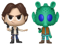 Star Wars Vynl. Han Solo + Greedo