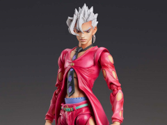 JoJo's Bizarre Adventure Super Action Statue Pannacotta Fugo