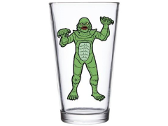 Universal Monsters Creature from the Black Lagoon Pint Glass