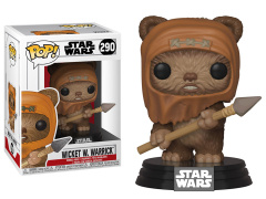 Pop! Star Wars: Return of the Jedi - Wicket W. Warrick