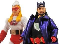 Jay & Silent Bob Strike Back Retro Cloth Set - Bluntman & Chronic