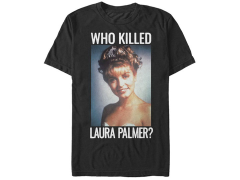 Twin Peaks Who Killed Laura Palmer? T-Shirt