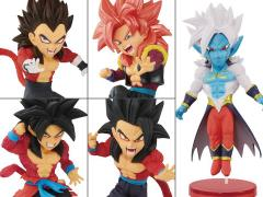 Super Dragon Ball Heroes World Collectable Figure Vol. 3 Box of 28 Figures