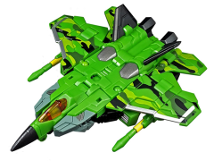 IF-EX20 Tyrant's Wings (Green) Convention Exclusive