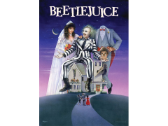 Beetlejuice Movie Poster MightyPrint Wall Art