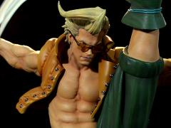 Street Fighter War Heroes Charlie Nash (Guile Vs. Charlie Nash)