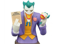 Batman The Animated Series Bust - The Joker Exclusive