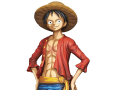 One Piece Grandista Manga Dimensions Monkey D. Luffy