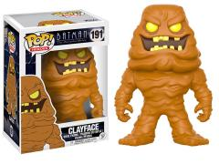 Pop! Heroes: Batman The Animated Series - Clayface