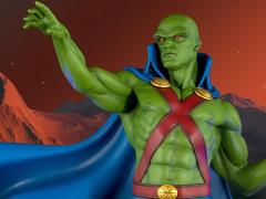 DC Comics Super Powers Collection Martian Manhunter Maquette