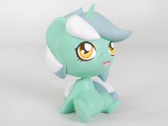 My Little Pony Chibi Vinyl Series 2 Lyra Figure