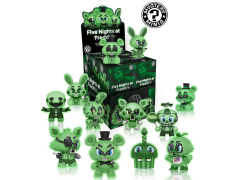 Five Nights at Freddy's Glow in The Dark Mystery Minis Box of 12 Figures