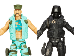 G.I. Joe 50th Anniversary Marine Devastation Versus Two Pack