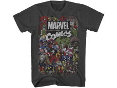 Marvel Comics Crew T-Shirt