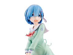 Re:Zero Starting Life in Another World Rem (High School Uniform Ver.) 1/7 Scale Figure