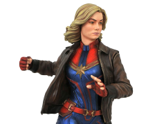 Captain Marvel Premier Limited Edition Statue