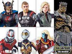 Avengers: Infinity War Marvel Legends Wave 2 Set of 6 (Cull Obsidian BAF)
