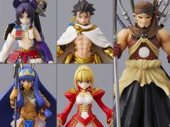 Fate/Grand Order Duel Collection Figure Wave 4 Box of 6 Figures