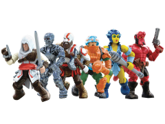 Mega Construx Heroes Series 4 Set of 6