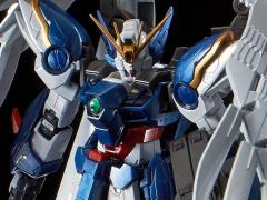 Gundam RG 1/144 Wing Gundam Zero & Drei Zwerg (Titanium Finish) Exclusive Model Kit