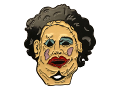 Texas Chainsaw Massacre Leatherface (Pretty Woman) Enamel Pin