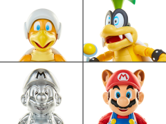 "World of Nintendo 4"" Figure Series 12 Set of 4"