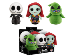 SuperCute Plushies: The Nightmare Before Christmas Box of 6