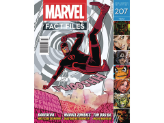 Marvel Fact Files #207