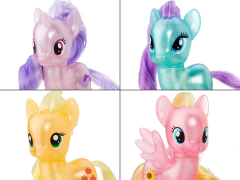 My Little Pony Explore Equestria Set of 4