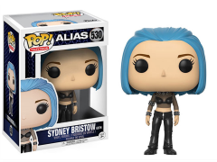 Pop! TV: Alias - Sydney Bristow (Goth)