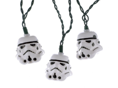 Star Wars Stormtrooper Helmet Light Set - Ships to USA Only