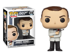 Pop! Movies: James Bond  - James Bond (Goldfinger)