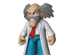 Mega Man Dr. Wily Action Figure