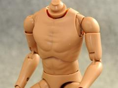 1/6 Scale Action Figure Body - Narrow Shoulder