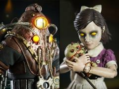 Bioshock 2 Subject Delta & Little Sister Deluxe 1/6 Scale Collectible Figure Set