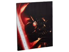 Star Wars Darth Vader Illuminated Large Canvas Wall Art