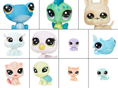 Littlest Pet Shop Multi Pet Pack Cabin Crew
