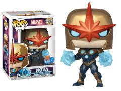 Pop! Marvel: Nova Prime PX Previews Limited Edition Exclusive