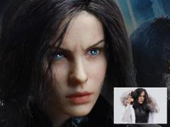 Underworld 2: Evolution Selene Blue Eye Head Sculpt & Coat 1/6 Scale Accessory Pack