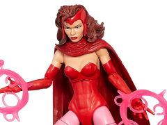 Marvel Legends Infinite Series Maidens of Might Scarlet Witch (The Allfather BAF)