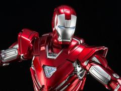 Iron Man 3 1/9 Scale Iron Man Mark XXXIII Silver Centurion Armor