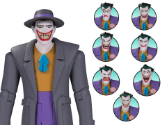 Batman: The Animated Series The Joker Expressions Pack