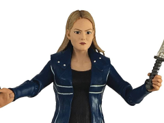 Once Upon a Time Emma Swan (Blue Jacket) Figure SDCC 2017 Exclusive