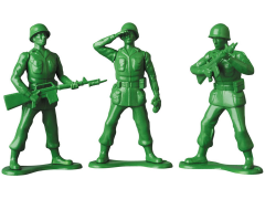 Toy Story Ultra Detail Figure No.370 Green Army Men