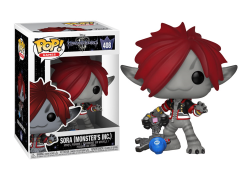 Pop! Games: Kingdom Hearts III - Sora (Monster's Inc.)