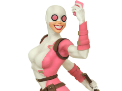 Marvel Gwenpool Gallery Statue