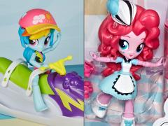 My Little Pony Equestria Girls Minis-Dolls Rainbow Dash & Pinkie Pie Set