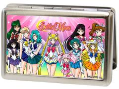 Sailor Moon Group Pose Metal ID Wallet