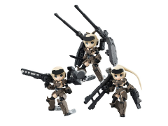 Frame Arms Girl Desktop Army Gourai Series KT-321f